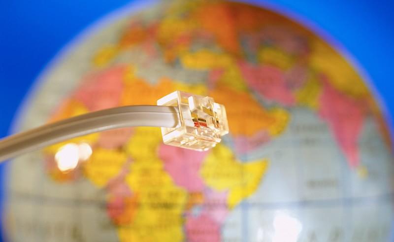 half globe