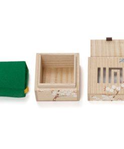 Incense box Sakura 5