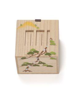 Incense box Matsukaze 1
