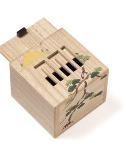 Incense box Matsukaze 3