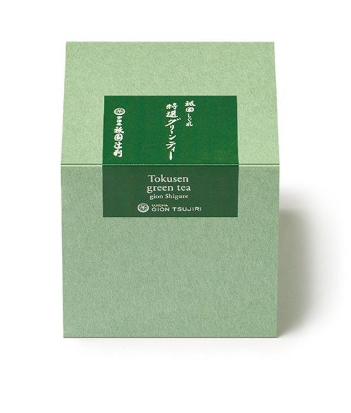 Gion Tsujiri Instant Special Green Tea package