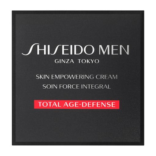 Shiseido Men Skin Powering Cream Package