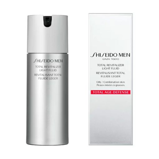 Shiseido Men Total Tevitalizer Light Fluid Main