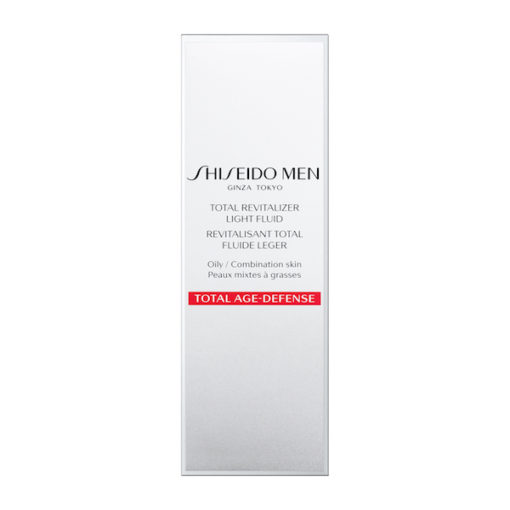 Shiseido Men Total Tevitalizer Light Fluid Package